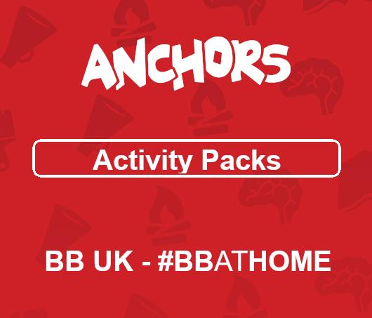 BBUK Anchors Activity Packs