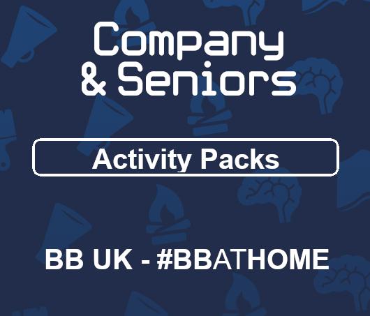 BBUK Activity Packs Seniors